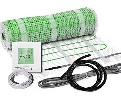 ELECTRICA PARA CALEFACCION DE SUELO RADIANTE COMPLETAMENTE-SET BZ-200 PLUS