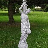 Quellstein-Figur, Statue