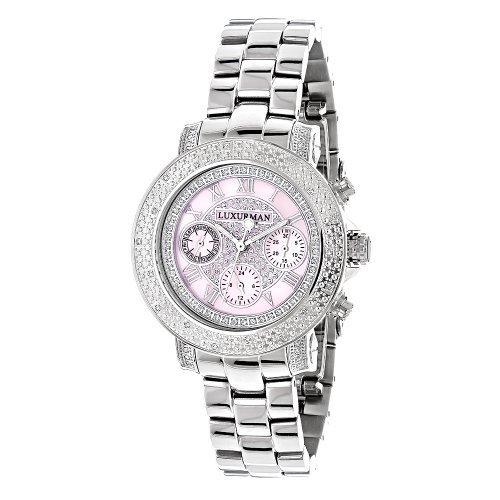 LUXURMAN - Reloj de pulsera mujer