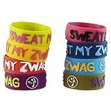 Zumba Fitness Damen Armband Wristaband, Multi, One Size, A0A00360