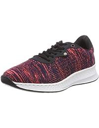 Rieker N5605, Sneakers Basses Femme, Mehrfarbig