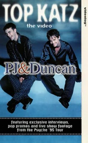 PJ & Duncan-Top Katz-the Video [VHS] -