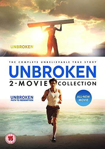 Unbroken: Path to Redemption / Unbroken (EN) [2DVD] (Keine deutsche Version)