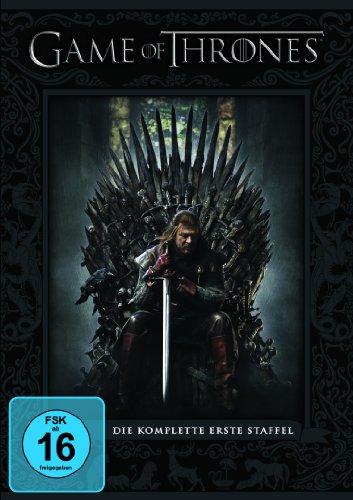 game of thrones 6 staffel Game of Thrones - Die komplette erste Staffel [5 DVDs]