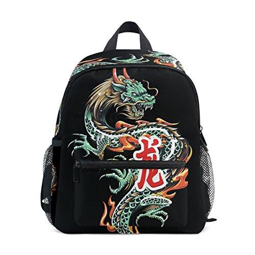 DXG1 - Mochila infantil dragón