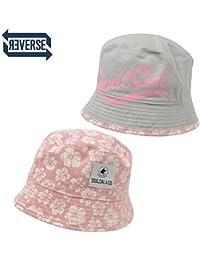 Soulcal Mujer Senoras Bucket Sombrero Reversible Verano Proteccion Headwear