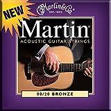 Martin Western-Gitarren Saiten M-175 light .011-.052