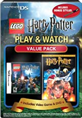 Play and Watch Harry Potter with Luigi Stylus - Nintendo DS