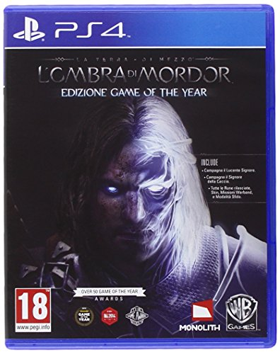 La Terra Di Mezzo: L'Ombra Di Mordor - Game Of The Year Edition [Importación Italiana]