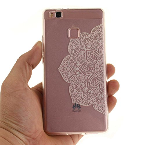Guran® TPU Silikon Hülle für Apple iPhone 6 6S (4,7 Zoll) Smartphone Gemalt Schutzhülle Cover-Kirschbaum color a70