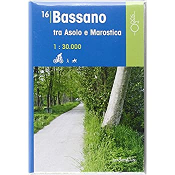 Bassano Tra Asolo E Marostica 1:30.000