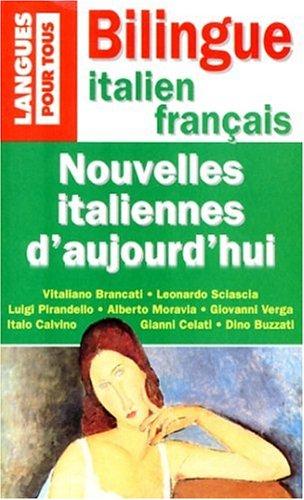 Nouvelles italiennes d'aujourd'hui - Bilingue : Italien - Français