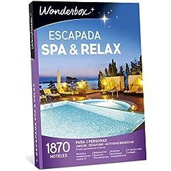 WONDERBOX Caja Regalo -ESCAPADA SPA & Relax- 1.870 hoteles para Dos Personas