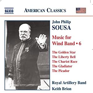 Music for Wind Band Vol. 6