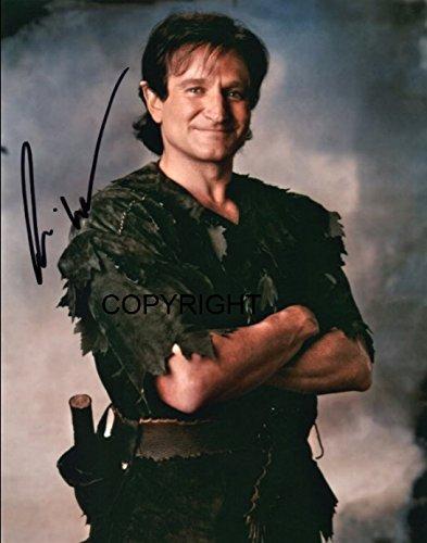 THEPRINTSHOP Limited Edition, Robin Williams signiertes Foto mit Autogramm und -