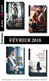 11 romans Black Rose (nº 463 à 466 - février 2018) (French Edition)
