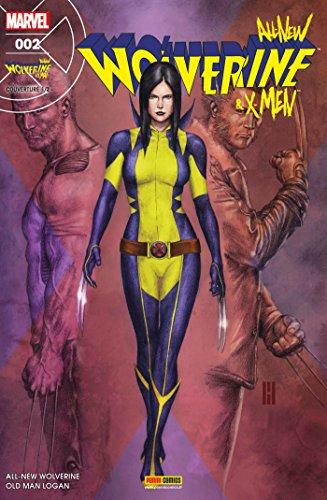 All-new Wolverine & the X-Men nº2 (couverture 1/2)