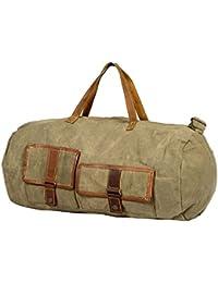Priti Vintage Design Duffel Bag Gym Bag Weekender Bag Backpack Bags
