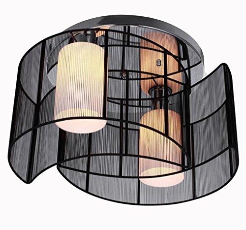 Weiße Holz-eitelkeit-set (LED Deckenleuchte mit Bluetooth Lautsprecher für Musik Dimmbar 49 * 49 cm 36W LED; 3500 K Warmes Weiß)