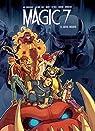 Magic 7, tome 8 : Super trouper par Toussaint