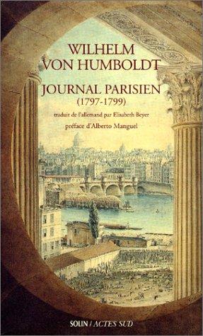 Journal parisien (1797-1799)