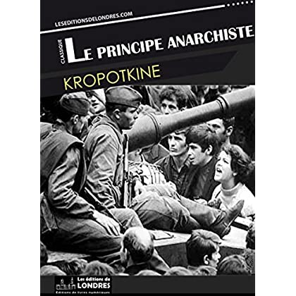 Le principe anarchiste