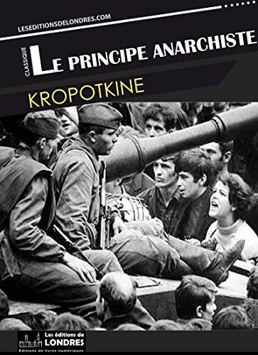Couverture du livre Le principe anarchiste