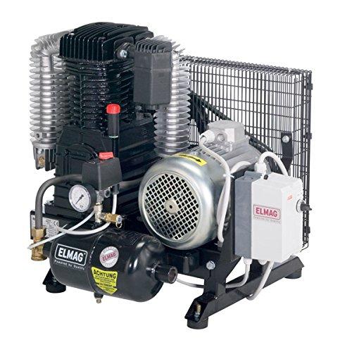 Elmag - Profi-Line PALETTE PAL 730/10 D - Palettenaggregat für Gewerbe und Industrie