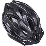 Cocosmart Sports Cycling Cycling Helmet 18 Vents Ultralight Integrally-molded Helmet with Visor Mountain Bike Bicycle Adult