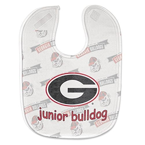 georgia-bulldogs-official-ncaa-infant-one-size-baby-bib