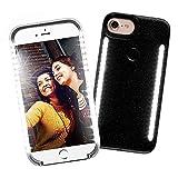 Rasse Selfie Light iPhone Coque, Selfie Light Coque pour 14cm iPhone 66S 7Plus...