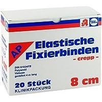 ELASTISCHE FIXIERBINDE Genopharm 8 cm 20 St preisvergleich bei billige-tabletten.eu
