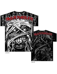 IRON MAIDEN THUMBSUP-MUMMY-T - SHIRT OFFICIEL POUR HOMME