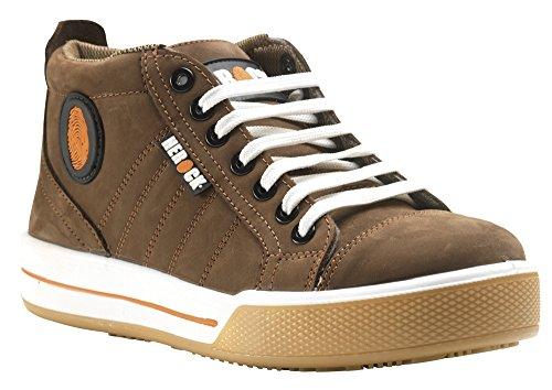 HEROCK® Workwear - HEROCK® Sneakers Tuxedo High S3 Brun