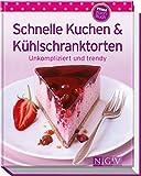 Schnelle Kuchen & Kühlschranktorten (Minikochbuch): Unkompliziert und trendy (Minikochbuch Relaunch)