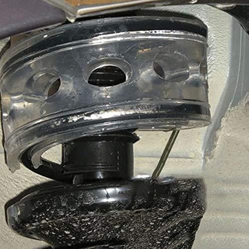 guoxuEE Molla Ammortizzatore 2 PCS Ammortizzatore Auto Cuscino Durevole Buffer Tipo B Ricambi Auto Professionali