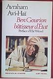 Ben Gourion, bâtisseur d'Etat