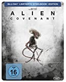 Alien: Covenant - Limited Steelbook [Blu-ray] [Limited Edition]
