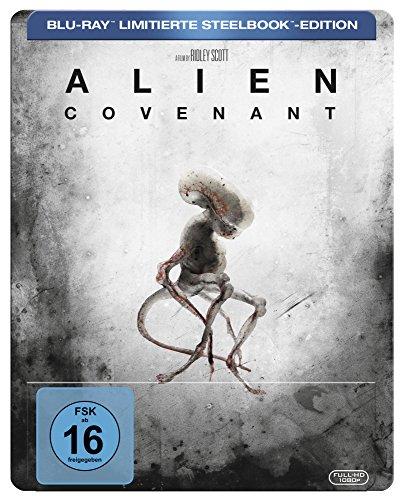 Bild von Alien: Covenant - Limited Steelbook [Blu-ray] [Limited Edition]
