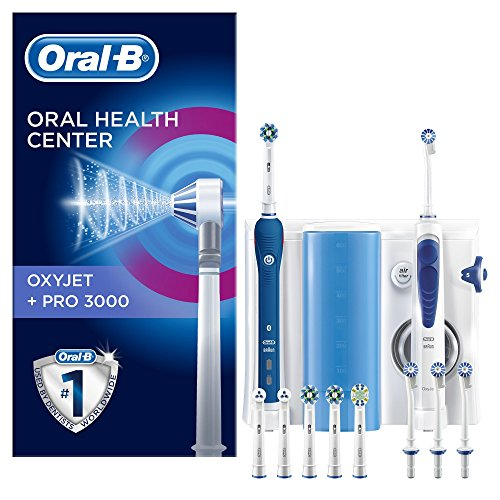 Oral-B PRO 3000 + OxyJet Pack dental con...