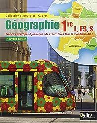 Géographie 1re L, ES, S : Livre de l'élève