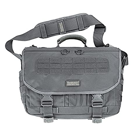 Vanquest ENVOY 3.0 Messenger Bag (Wolf Gray)