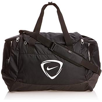Nike Unisex Sporttasche Club Team, black/white, M, 53 x 37 x 37 cm, 52 Liter, BA4872-001