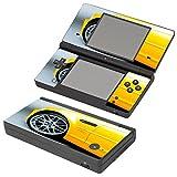 Autos 10038, Sport Car, Design folie Sticker Skin Aufkleber Schutzfolie mit Farbenfrohe Design für Nintendo DSi Designfolie