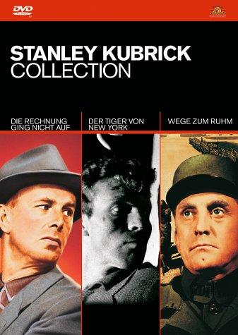 Bild von Stanley Kubrick Collection (3 DVDs)