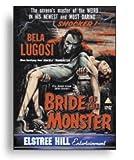 Bride Of The Monster - Bela Lugosi, Tor Johnson, Tony McCoy, Loretta King, Harvey B. Dunn