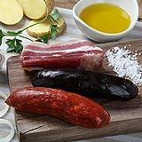 Compango; Cooking Chorizo, Pancetta & Black Pudding