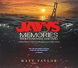 Jaws: Memories from Martha's Vineyard by Matt Taylor (2012-09-25)