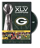 Green Bay Packers Super Bowl XLV Champions NFL DVD