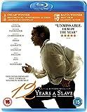 12 Years a Slave [Blu-ray] [2013]